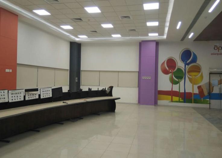 Asian Paints Design And Build Service General Contracting Company Kk Technocrats